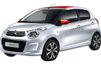 Citroen C1 4T AC, good offer Lesbos