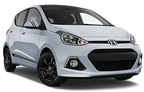 Hyundai i10, Cheapest offer Loreto International Airport