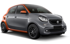 Smart forfour 3dr A/C, Excellent offer Villasimius