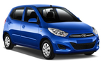 Hyundai i10 5dr. A/C, Alles inclusief aanbieding Colonia (departement)