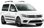 VW Caddy, Excellent offer 7-Seater