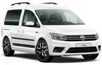 VW Caddy, Excelente oferta coche 7-plazas