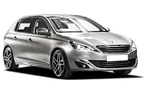 Peugeot 308, Excellent offer Flughafen Rom Ciampino