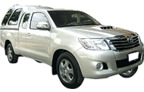 Toyota Hilux 2T Pickup, Gutes Angebot Asien