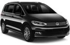 VW TOURAN 5+2 SEATS, Günstigstes Angebot 7-Sitzer