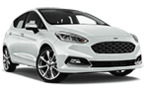 Ford Fiesta, Cheapest offer Saxony-Anhalt