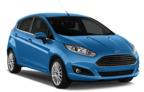 Ford Fiesta, good offer Canton of St. Gallen