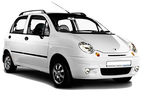 Daewoo Matiz, Cheapest offer Polis
