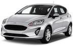 Ford Fiesta, good offer Heringsdorf Airport