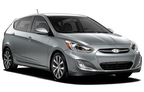 Hyundai Accent, Hervorragendes Angebot Hobart International Airport