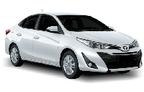 Toyota Yaris, Alles inclusief aanbieding San José
