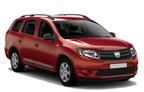 Dacia Logan Wagon, Alles inclusief aanbieding Pula