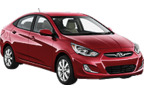 Hyundai Accent Sedan 4T, excellente offre aéroport international du Cap