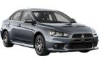 Mitsubishi Lancer, Hervorragendes Angebot Australien und Südsee