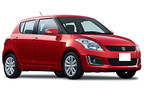 Group B - Suzuki Swift  or similar, Cheapest offer Middle East