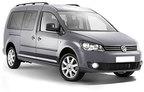 Volkswagen Caddy, offre la moins chère Voiture 7 places