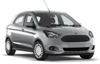 Ford Ka, Cheapest offer Hamburg Airport