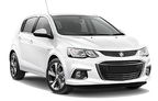 Holden Barina, offre la moins chère Wellington