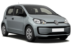VW Up, Gutes Angebot KGS International Airport