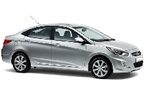 Hyundai Accent Blue ST or similar, Excelente oferta Puntarenas