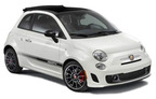Fiat 500 Convertible, Gutes Angebot Cabrio