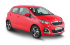 Peugeot 108, Cheapest offer Majorca
