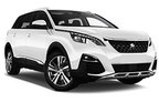 Group L - Peugeot 5008 or similar, Excelente oferta Coche 7-plazas