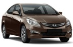 Group A - Hyundai Solaris Sedan or similar, Cheapest offer Moscow