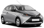 Toyota Aygo, Cheapest offer Vestmannaeyjar Airport