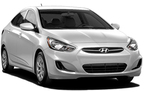 Hyundai Accent, Cheapest offer Brisbane Internatioal Airport