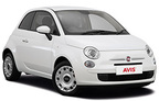 Group A - Fiat 500 or similar, Cheapest offer Le Havre