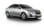 Group C - Chevrolet Cruze or similar, Hervorragendes Angebot Kansas