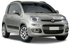 Fiat Panda, Goedkope aanbieding Ellinikon International Airport