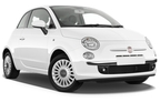 Fiat 500, good offer Ibiza Airport