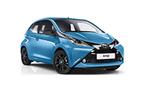Toyota Aygo, Oferta más barata Italia