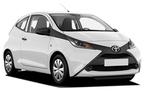 Toyota Aygo, Goedkope aanbieding Genève