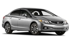 Honda Civic, Alles inclusief aanbieding Masqat