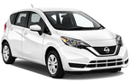 Nissan Versa, Alles inclusief aanbieding Atlantic City International Airport