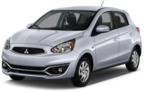 MITSUBISHI MIRAGE, Gutes Angebot Albuquerque International Sunport