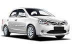 Toyota Etios, Excellent offer Free State