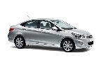 Hyundai Accent Blue ST or similar, Buena oferta Puntarenas