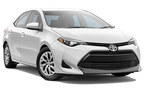 Toyota Corolla, Hervorragendes Angebot Princess Juliana International Airport