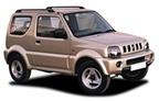 Suzuki Jimny SUV, Alles inclusief aanbieding Alajuela