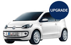VW up! UPGRADE 3dr A/C, Excelente oferta Königsbrunn