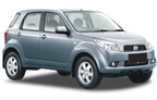 Daihatsu Terios 4x4, Hervorragendes Angebot Cap-Haitien International Airport