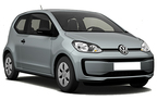 VW Up, good offer Friedrichshafen Airport