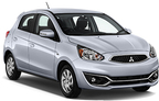 Mitsubishi Mirage, good offer New York Airport