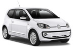VW Up 3dr A/C, Excellent offer Stuttgart Airport