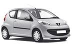 Peugeot 107, Alles inclusief aanbieding Nieuw Caladonië