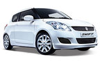 Suzuki Swift, Cheapest offer Innsbruck Airport